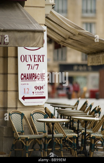 reims champagne sign stock photos reims champagne sign. Black Bedroom Furniture Sets. Home Design Ideas
