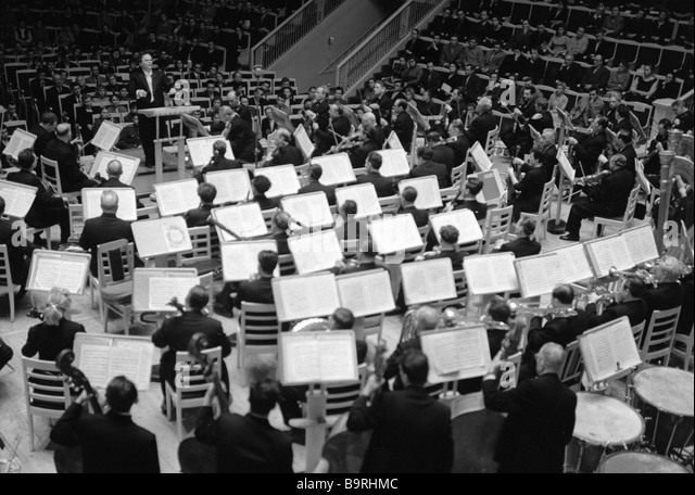 Image result for USSR State Symphony Orchestra 1936