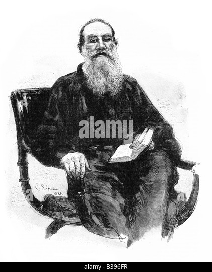 leo tolstoy research paper
