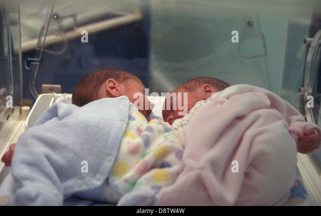 Non Identical Boy Girl Twins Stock Photos & Non Identical ...