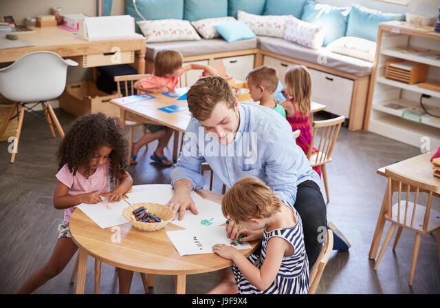 the montessori classroom essay Montessori math materials progresses essay sample  all of the materials in the montessori classroom have been specifically designed to attract the interest of the .