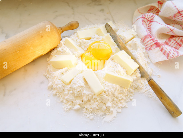 Shortcrust stock photos shortcrust stock images alamy for Shortcrust pastry ingredients