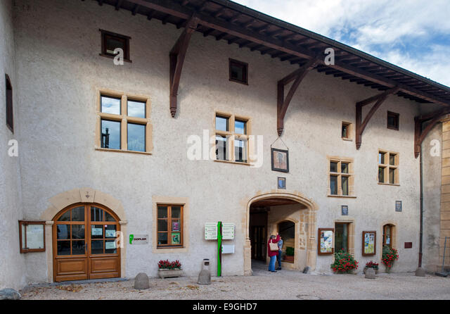 Auberge stock photos auberge stock images alamy for Auberge maison deschambault
