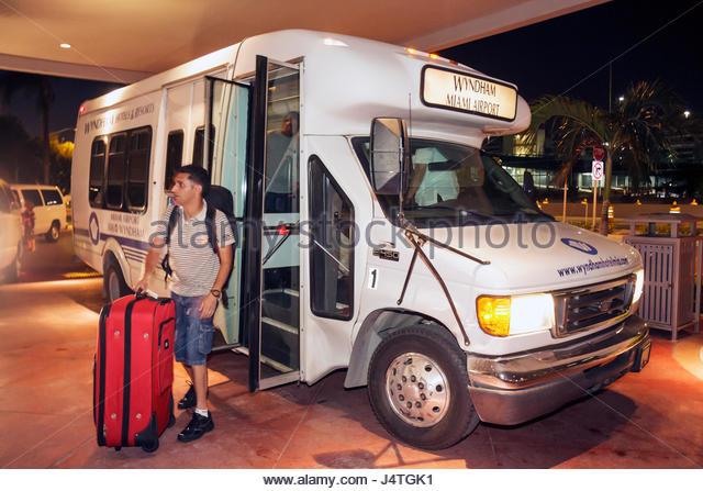 Airport Shuttle Van Stock Photos Amp Airport Shuttle Van