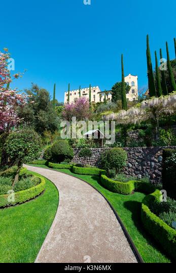 The Terraced Gardens Stock Photos Amp The Terraced Gardens