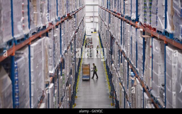 Tesco Distribution Stock Photos Amp Tesco Distribution Stock