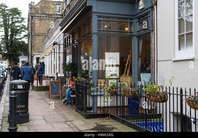 Cafe Cafe Harrow On The Hill Closed