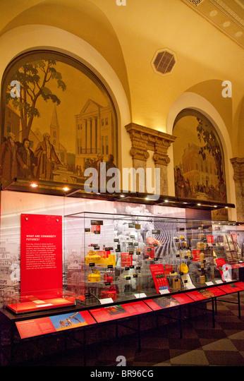 new york museum of american finance: