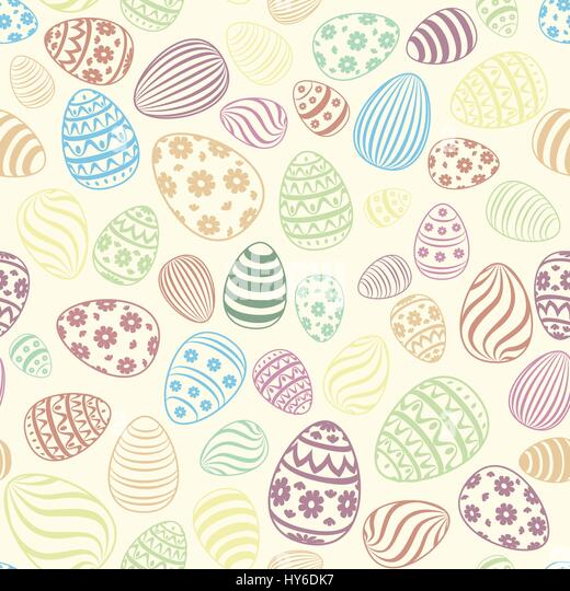 Gift wrap vector vectors stock photos gift wrap vector vectors easter egg seamless pattern spring holiday background for printing on fabric paper for scrapbooking negle Images