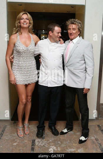 penny lancaster theo randall rod stock photos amp penny