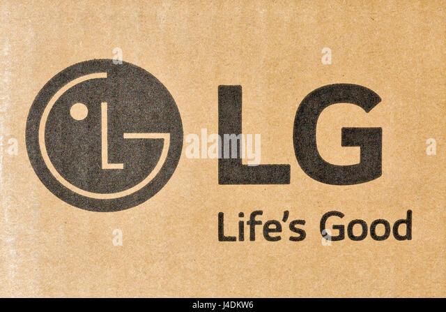 Lg Logo Stock Photos Lg Logo Stock Images Page 2 Alamy