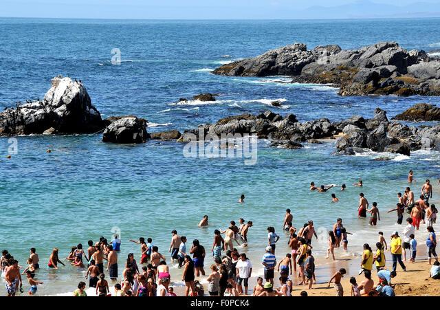 Beach Santiago Island