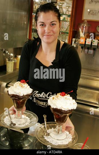 Andrea And Jacks Cafe Menu