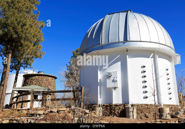 Lowell Observatory Stock Photos Lowell Observatory Stock Images - Map us observatory flagstaff