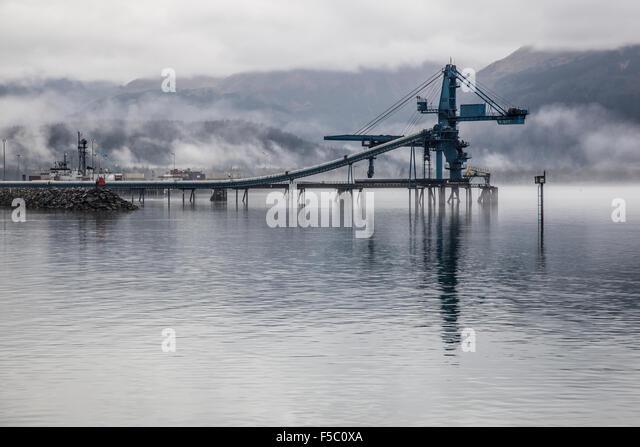 Boat lift crane stock photos boat lift crane stock for Boat lift motors near me