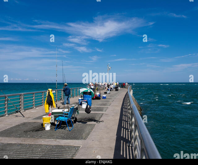 A1a bridge stock photos a1a bridge stock images alamy for Sebastian inlet fishing pier