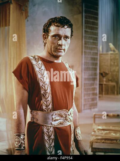 Cleopatra 1963 Richard Burton Stock Photos & Cleopatra ... Richard Burton Cleopatra