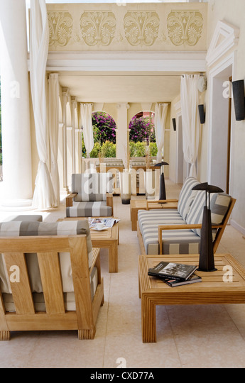 Kolbe stock photos kolbe stock images alamy for Spanish villa interior design