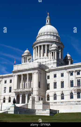 The Rhode Island State House is the capitol of the U.S. state of Rhode ...