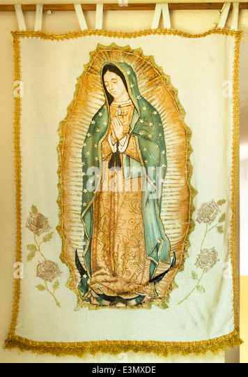 cloth of the virgin of guadalupe