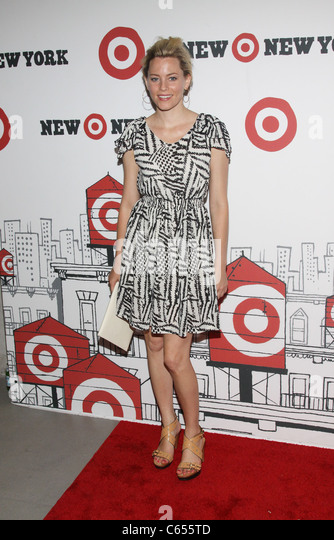 Red dress target in manhattan