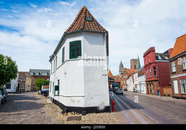 Old city ribe jutland denmark stock photos old city ribe jutland denmark stock images alamy - The jutland small house ...