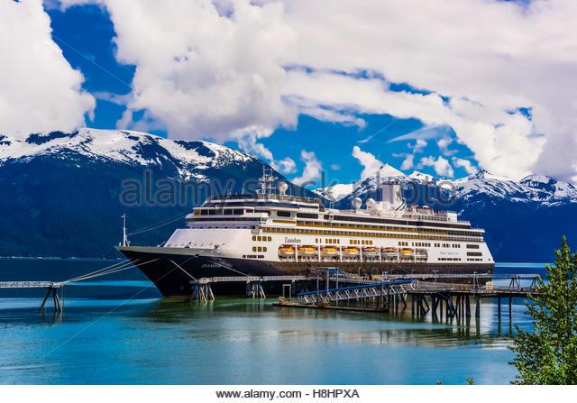 Zaandam Cruise Ship Stock Photos Zaandam Cruise Ship Stock - Zaandam ship