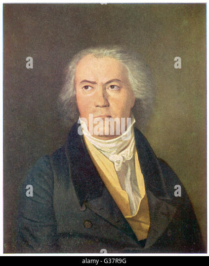 the life of ludwig van beethoven a german composer 245th anniversary of legendary german composer ludwig van beethoven   are the surprising facts about the german classical virtuoso's life.
