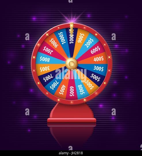 Poker wheel hand