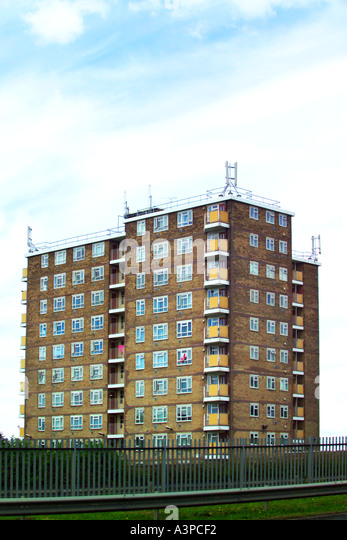 Century City High Rise Apartments