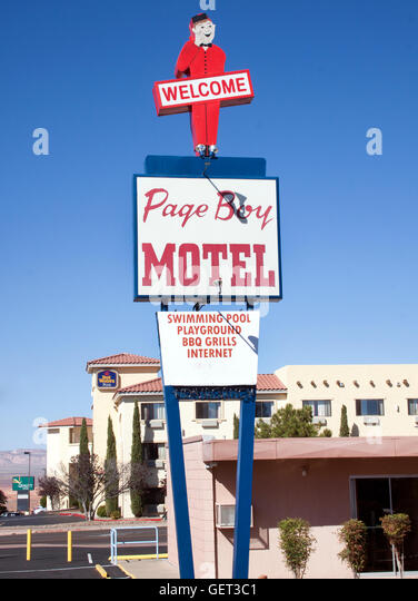 roadside motel stock photos roadside motel stock images. Black Bedroom Furniture Sets. Home Design Ideas