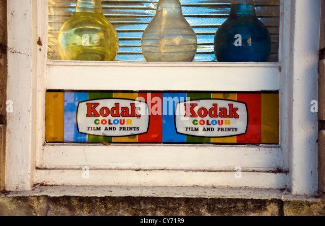 advertising and kodak At one time, kodak ruled the world of technological disruption with its camera and film developments the advent of the internet and online photo sharing in turn disrupted kodak's business model.