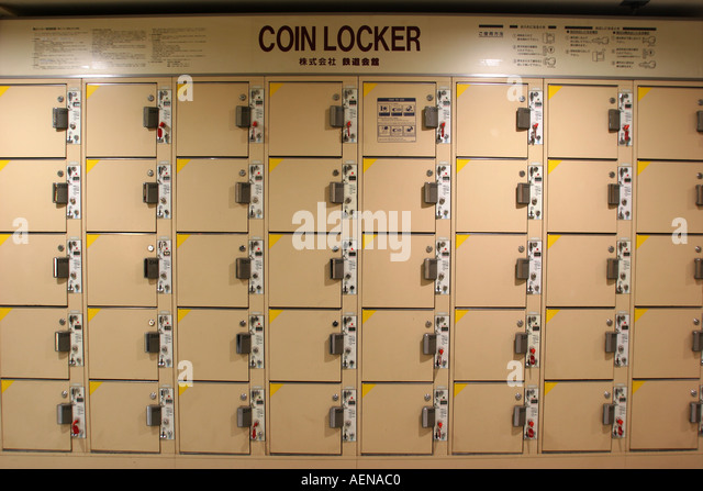 Left Luggage Lockers Stock Photos Amp Left Luggage Lockers