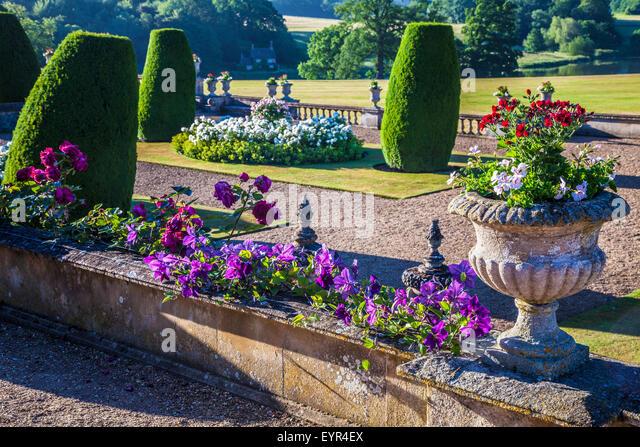 Capability brown garden design stock photos capability for Capability brown garden designs
