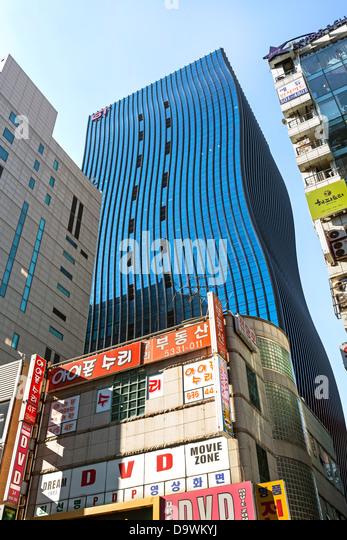 Gangnam Gu Stock Photos & Gangnam Gu Stock Images - Alamy