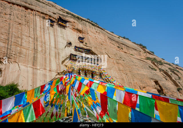 Red Cliff Ch... Buddhist Praying At Temple