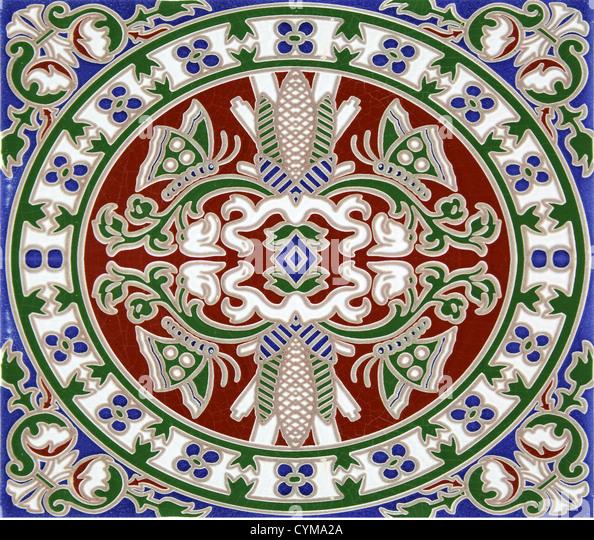 Azulejos spain stock photos azulejos spain stock images - Azulejos levante ...
