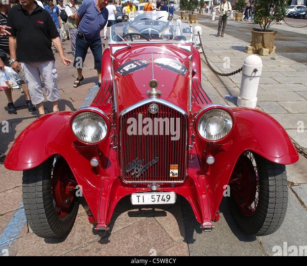 Mille Miglia 6c Stock Photos & Mille Miglia 6c Stock