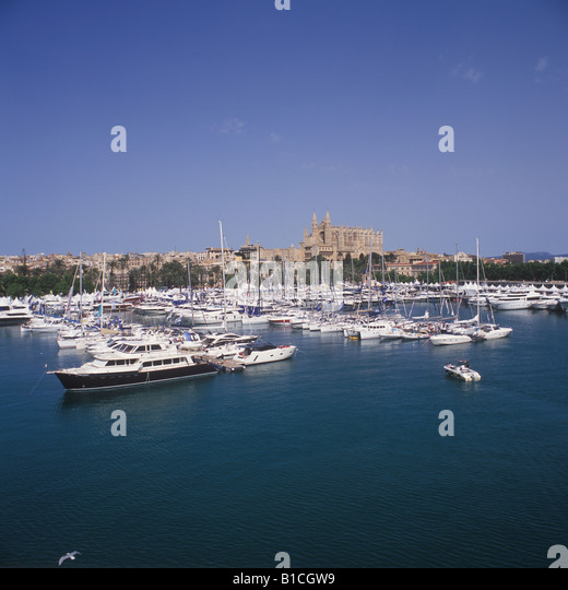 Nautical mallorca majorca islas baleares balears balearic islands stock photos nautical - Mallorca islas baleares ...