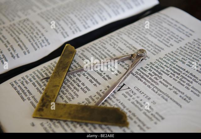 Freemasons Symbol Stock Photos & Freemasons Symbol Stock