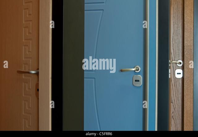 Doors shop and stillage. Sell doors - Stock Image & Doors Shop Stillage Sell Doors Stock Photos u0026 Doors Shop Stillage ... pezcame.com
