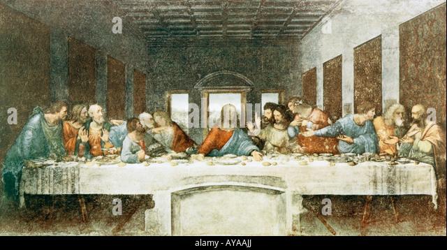 Leonardo da vinci thesis