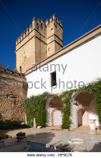 Castle Of The Christian Monarchs Stock Photos & Castle Of The Christian M...
