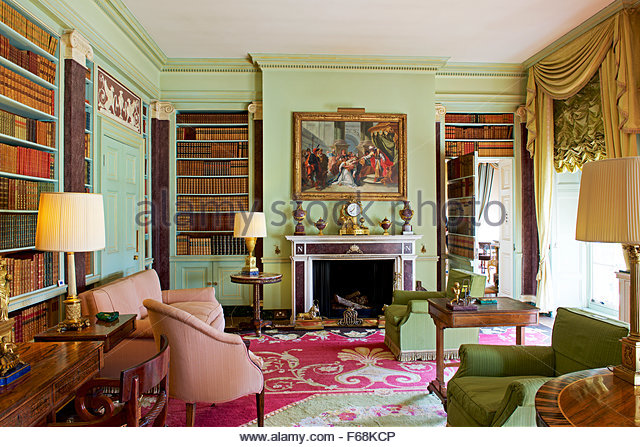 Stately Home Interior Stock Photos Stately Home Interior Stock Images