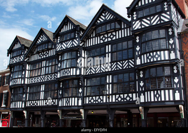 Tudor Architecture wood tudor architecture stock photos & wood tudor architecture