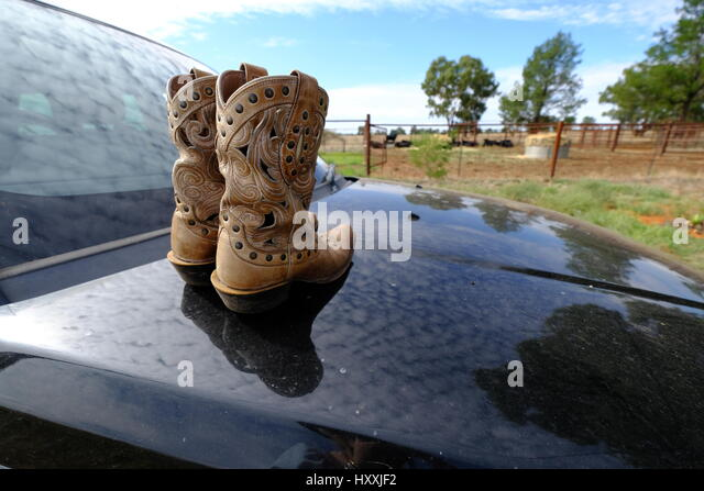 Cowboy Boots Woman Stock Photos & Cowboy Boots Woman Stock Images ...