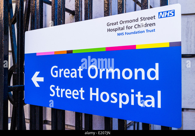 how to get to great ormond street
