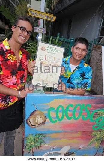 Tropical Beach Cafe Miami Menu