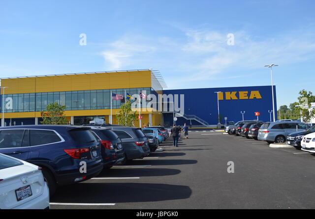 Ikea Furniture Store Massachusetts