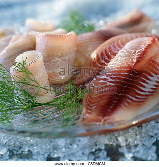 Fish fillets stock photos fish fillets stock images alamy for Fresh fish recipes